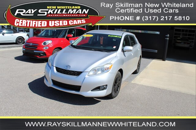 Toyota Pay By Phone >> Pre Owned 2011 Toyota Matrix S Hatchback In Indianapolis