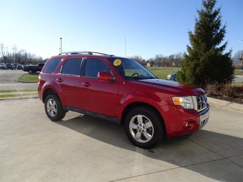 Pre-Owned 2009 Ford Escape Limited 3.0L
