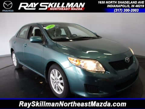 Pre-Owned 2009 Toyota Corolla XLE