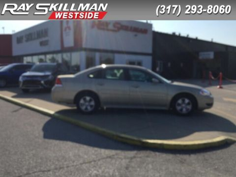 Pre-Owned 2011 Chevrolet Impala LS RETAIL