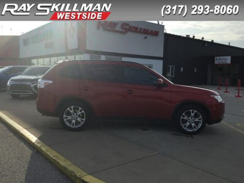 Pre-Owned 2011 Mitsubishi Outlander Sport SE SUV in Indianapolis